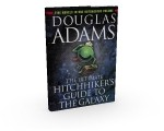 Hitchikers Guide to the Galaxy (Douglas Adams) - Cover
