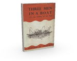 Three Men on a Boat Cover